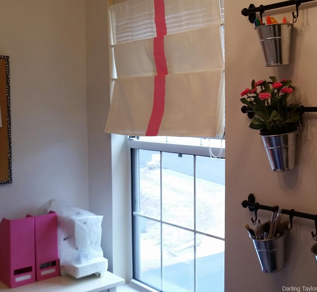 Craft room closet - turn a closet into a craft room
