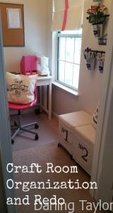 Turn A Closet Into a Craft Room – My Craft Room Reveal