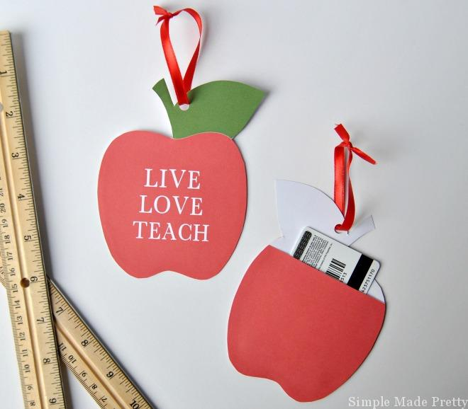 his teacher money gift idea was so easy to make and the teacher's loved these gifts!