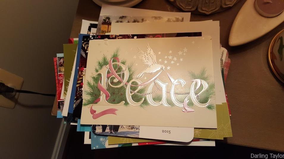 How to Re-purpose Holiday Greeting Cards into a Holiday Keepsake ...