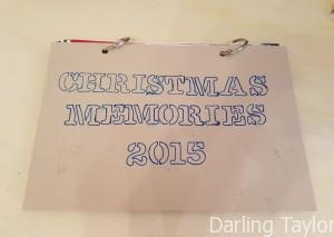 How to Recycle Old Christmas Greeting Cards into a Christmas Keepsake-Photo Album