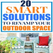 20 Ways to Revitalize Your Outdoor Space for Spring