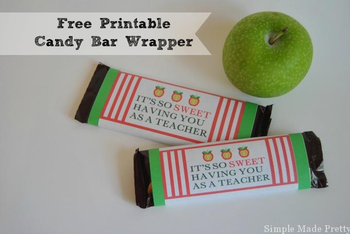 An easy, cheap (but thoughtful) gift for Teacher appreciation, end of the school year or other holiday teacher gifts