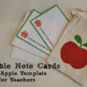 The Perfect Teacher Gifts (Approved by a Teacher) with Free Printables