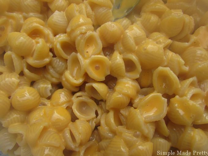 how to make mac n cheese in the microwave