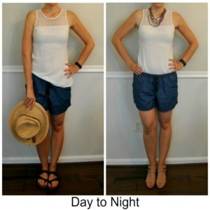 Day to Night - Summer Wardrobe Capsule