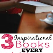 3 Inspirational Books Every Work at Home Mom Should Read