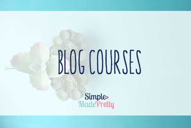These are my top recommended blog courses to grow your blog!