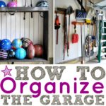 How to Organize the Garage