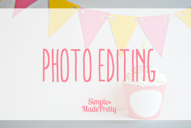 These photo editing programs will help you make professional looking photos like mine!