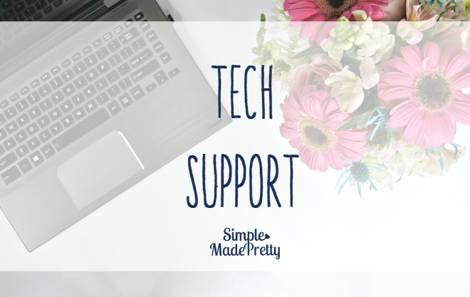 This is my recommended technical support!