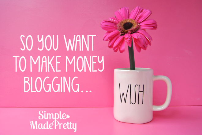Want to learn how to make money as a blogger?