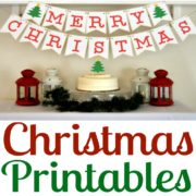 Christmas Printable Package
