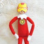 Free Printable Elf Superhero Costumes