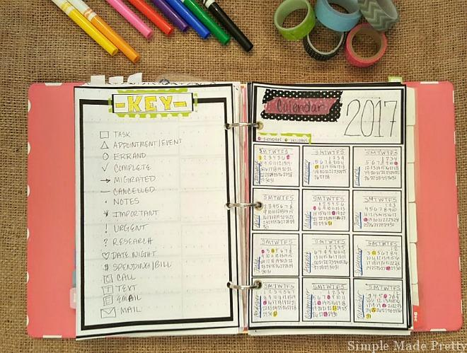 If you don't have a creative side but might want to try bullet journaling, check out these free printable bullet journal pages. Bullet journal, day planner, free printable planner, day planner pages