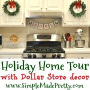 Holiday Home Tour | Simple Made Pretty