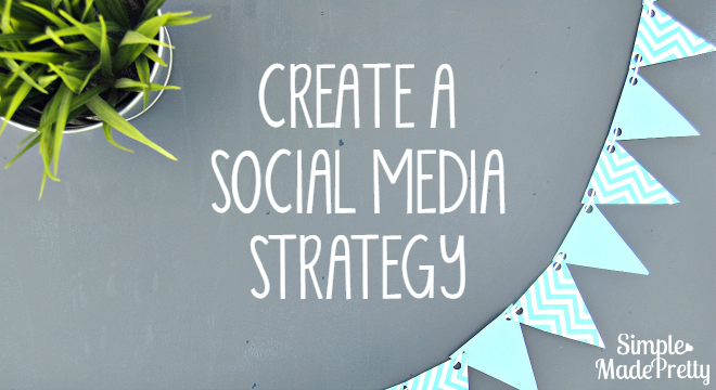 Grow your email list by creating a strategy for your social media accounts.