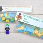 Free Printable Lego Batman Valentine Treat Toppers