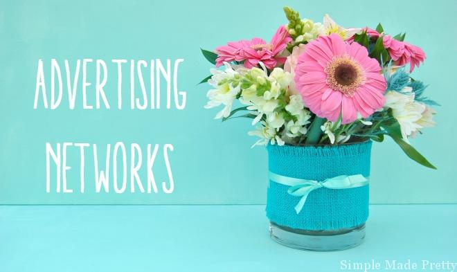learn how to use advertising networks to make money on your blog