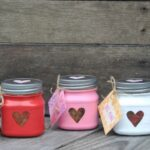DIY Valentine Treat Jars using American Greetings Valentine's Day Products