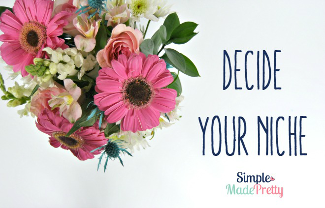 How to decide your niche for a blog