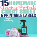 15 DIY Natural Cleaning Products