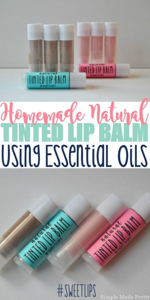 My daughter loves using Cover Girl's baby Lips tinted lip balm and decided to make our own (since I'm an essential oils addict, it only made sense to make our own tinted lip balm!). This DIY All-Natural Tinted Lip Balm Every Girl Should Know About will change the way you look at using toxic, chemical-filled tinted lip balm going forward. If you take the time to look at the ingredients on some of your beauty products, I bet you will find ingredients that aren't natural. It makes my skin crawl that everyday bath and beauty products are loaded with chemicals :(