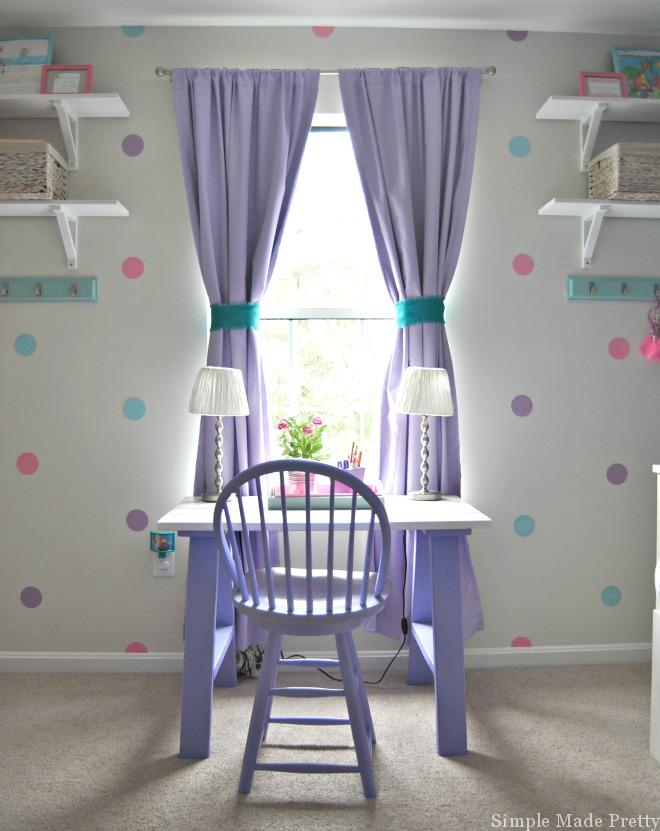 Girls Bedroom Home Decor That You Can Diy On A Budget Simple Made Pretty