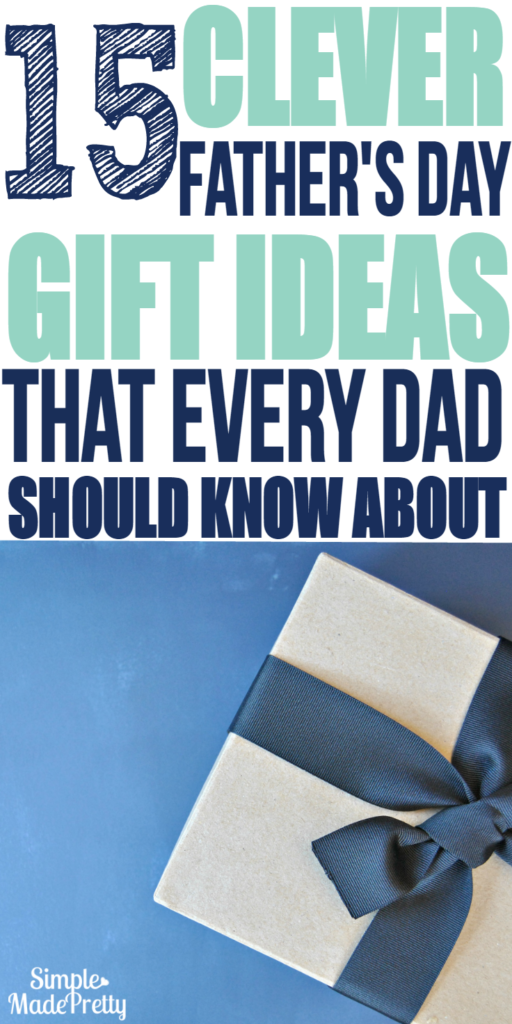Some of these gift ideas are really cheap! These unique Father's Day gift ideas are perfect for Father's Day gift from kids!