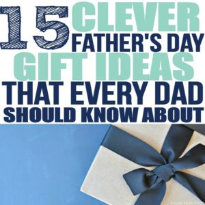 There are some unique Father's Day gift ideas on this list! My dad and husband are going to love these cool Father's Day gifts!