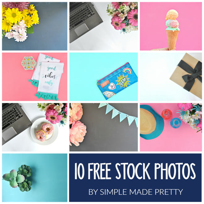 Download these 10 free stock photos to use for your online business!