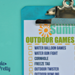 30 Backyard Games to Keep Your Kids Busy This Summer