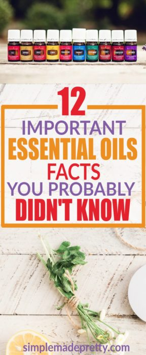 Be sure to read these tips before you start using essential oils. These facts about using essential oils will help you gain the most out of using essential oils if you are a beginner or experienced using essential oils. My favorite oils are from Young Living but these tips are for every brand of essential oils.