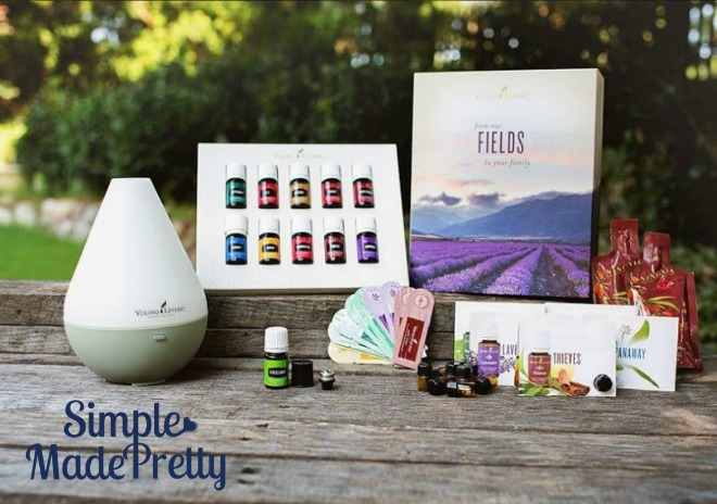 Here's what's included in the Young Living Starter Kit!