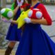 Mario brothers halloween costume