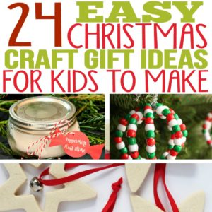 8 ways to decorate your home for the holidays using dollar Christmas crafts for kids to make at home