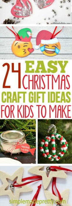 I Love These Christmas Craft Ideas For Kids That Are Easy My Children Loved