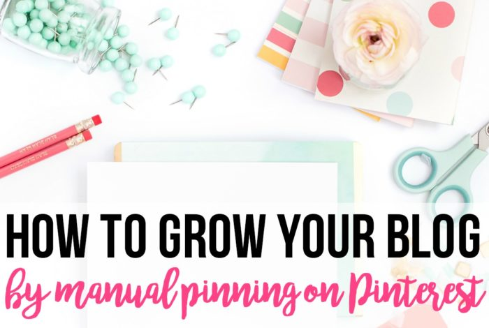If it wasn't for this simple manual pinning strategy, I would have given up blogging! If you want to make money blogging FAST, you should try her ideas!