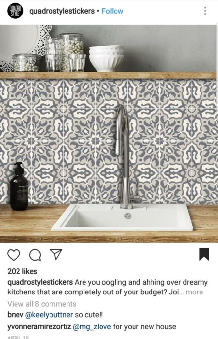 Peel and Stick Tile Backsplash Wallpaper, peel and stick wallpaper, peel and stick wood wall, peel and stick backsplash, peel and stick bathroom, peel and stick accent walls, peel and stick wallpaper kitchen, peel and stick wallpaper bedroom, Target peel and stick wallpaper #peelandstickwallpaper