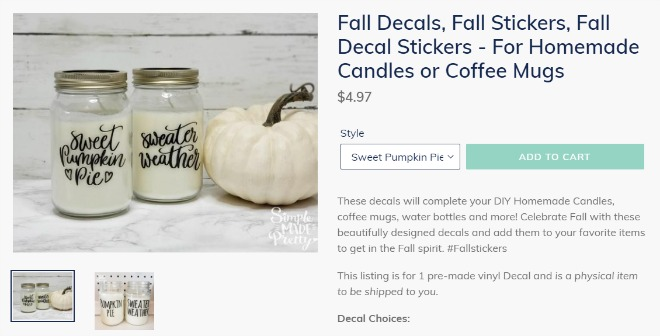 If you like Pumpkin Spice recipes, pumpkin candles, and essential oils then you are going to love making these DIY soy wax candles! This tutorial includes how much essential oils to add to candles, how to make soy candles with essential oils, and information on how to get your young living starter kits! How to make soy candles with essential oils