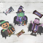 Cricut Print Then Cut DIY Halloween Treats