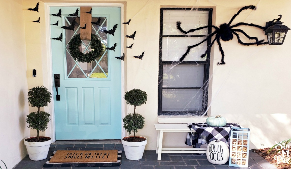 Simple Halloween Front Porch Decor Simple Made Pretty