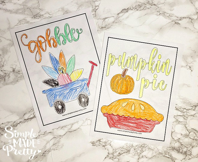 I love these Free Printable Thanksgiving Coloring Pages for kids with fun sayings and images to get kids excited for Thanksgiving. These free printable Thanksgiving coloring pages are also great for older kids and adults. Free printable coloring pages for kids, free printable coloring pages for grown ups, free printable coloring pages holiday, free printable coloring pages easy, preschool, Thanksgiving crafts, Thanksgiving activities  #freeprintablecoloringpages #freeprintbalecoloringpagesforadults