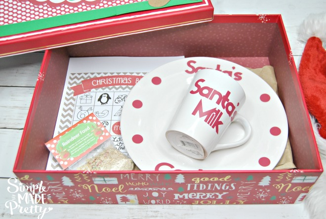What To Put In A Christmas Eve Box Free Printable Simple Made Pretty 2020