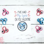 Googly Eye Ring Valentine's Day Cards Free Printable