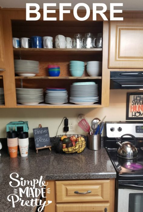 How To Paint Kitchen Cabinets Simple Made Pretty 2021