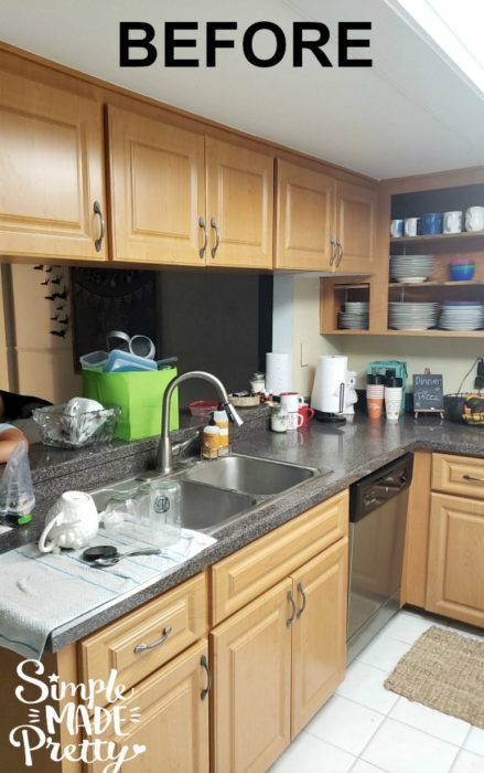 Painting Kitchen Cabinets Without Removing Doors