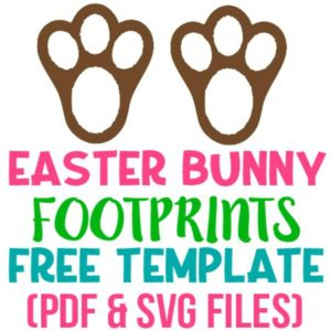 Easter bunny feet, Easter bunny feet cut outs, Easter Bunny footprints, how to draw Easter bunny feet, Easter bunny free pattern, pictures of Easter bunny feet, Easter bunny foot stencil, how to make Easter bunny feet, Easter bunny feet template free printable, Easter bunny printable feet