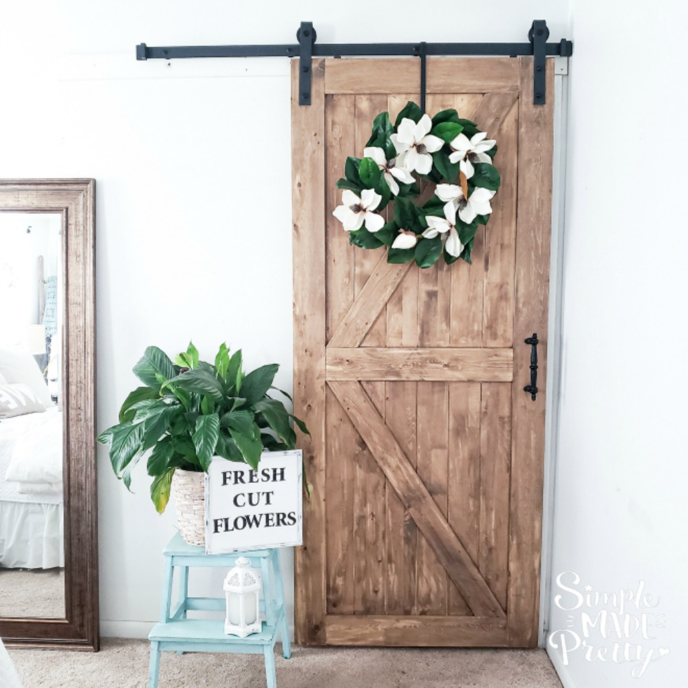 Barn door DIY easy, barn door DIY sliding, barn door DIY plans, closet barn door DIY, barn door DIY ideas, barn door DIY bedroom, white barn door, interior barn doors for sale, barn door closet, barn doors in the house, sliding barn doors in the house, barn doors in the house double, closet barn doors in the house, barn doors hardware in the house