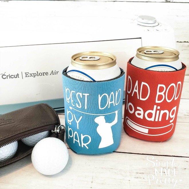 father's day gift, father's day ideas, father's day cricut, cricut made
